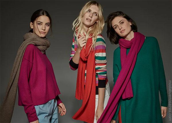 Moda otoño invierno 2018 ropa de mujer. Moda 2018 invierno.
