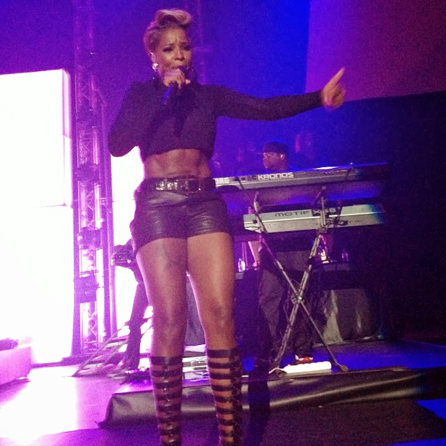 mary j blige sisters with soul concert nigeria