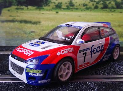 "Ford Focus WRC ""Bollycao"""