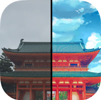 download Everfilter Apk v1.1 Aplikasi Edit Foto Animasi Versi Terbaru Android