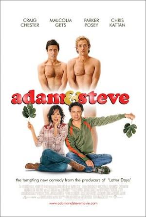 Adam y Steve - Adán y Esteban - Pelicula - EEUU - 2005