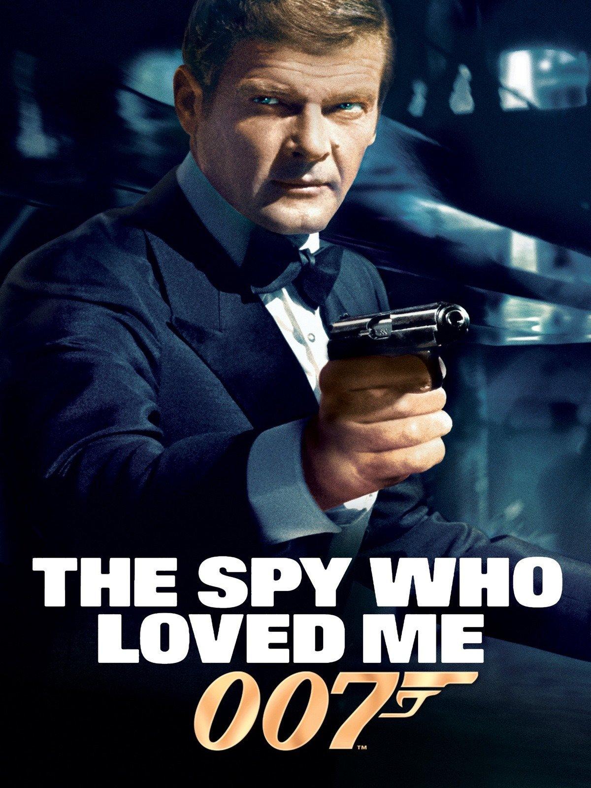 The Spy Who Loved Me [1977] [DVD9] [NTSC] [Latino]