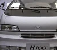 Campanha do Hyundai H100 com uma leve e criativa alfinetada na concorrente.