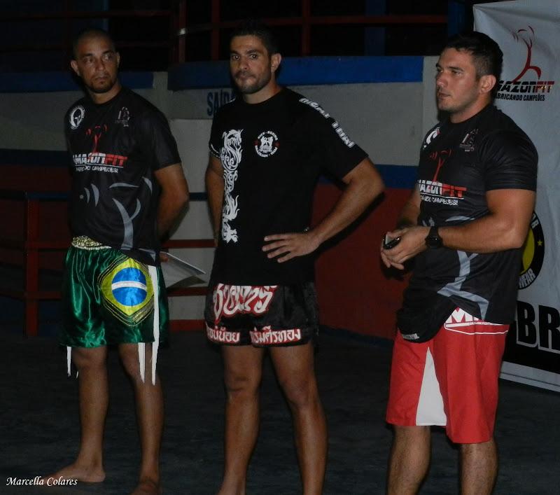 MANAUS FIGHT  Foi um sucesso o Seminário de Muay-Thai realizado pelo ... dfbc9f3d58ab3