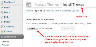 WordPress-Theme-Installation-3