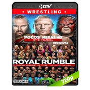 WWE Royal Rumble PPV both  2018 720p Dual Latino Ingles