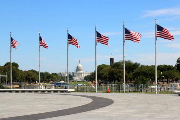 Ein Ausflug nach Washington D.C.und noch ein paar Tage in New York | Washington Monument