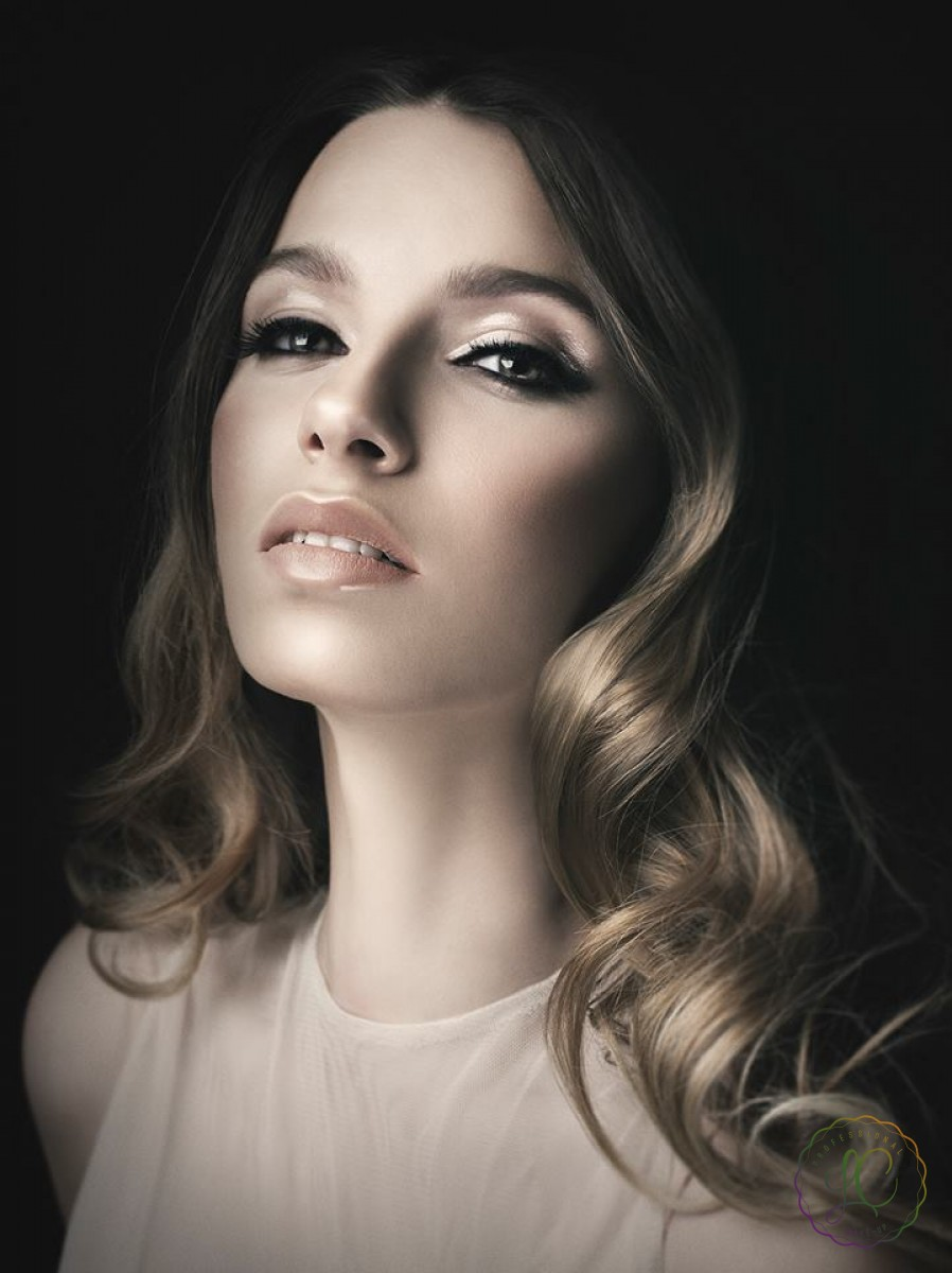 Maquillaje de moda Hermosas Tendencia Juvenil  Moda y