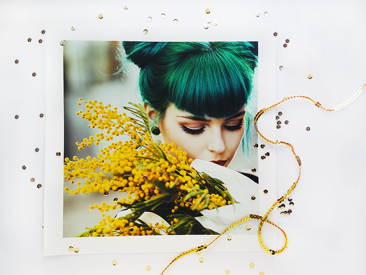 Yellow Art Print from Jovana Rikalo
