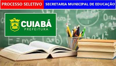 SME Cuiabá Processo Seletivo edital 2018