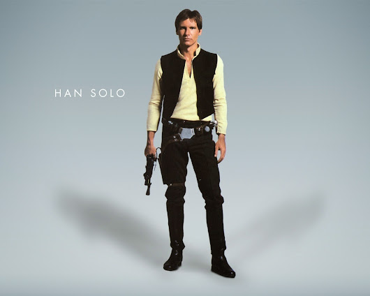 I Shot First - A Han Solo Halloween