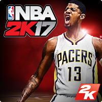 NBA 2K17 MOD Money APK + DATA