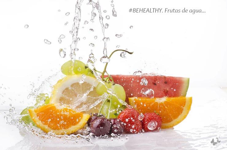 25/05/2017 #BEHEALTHY. Frutas de Agua.