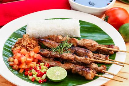 5 Kuliner Indonesia Yang Terkenal Sampai Ke Mancanegara