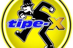 CHORD GITAR - Tipe X ( Dugem )