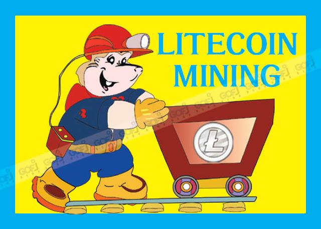 How to mine Litecoins online