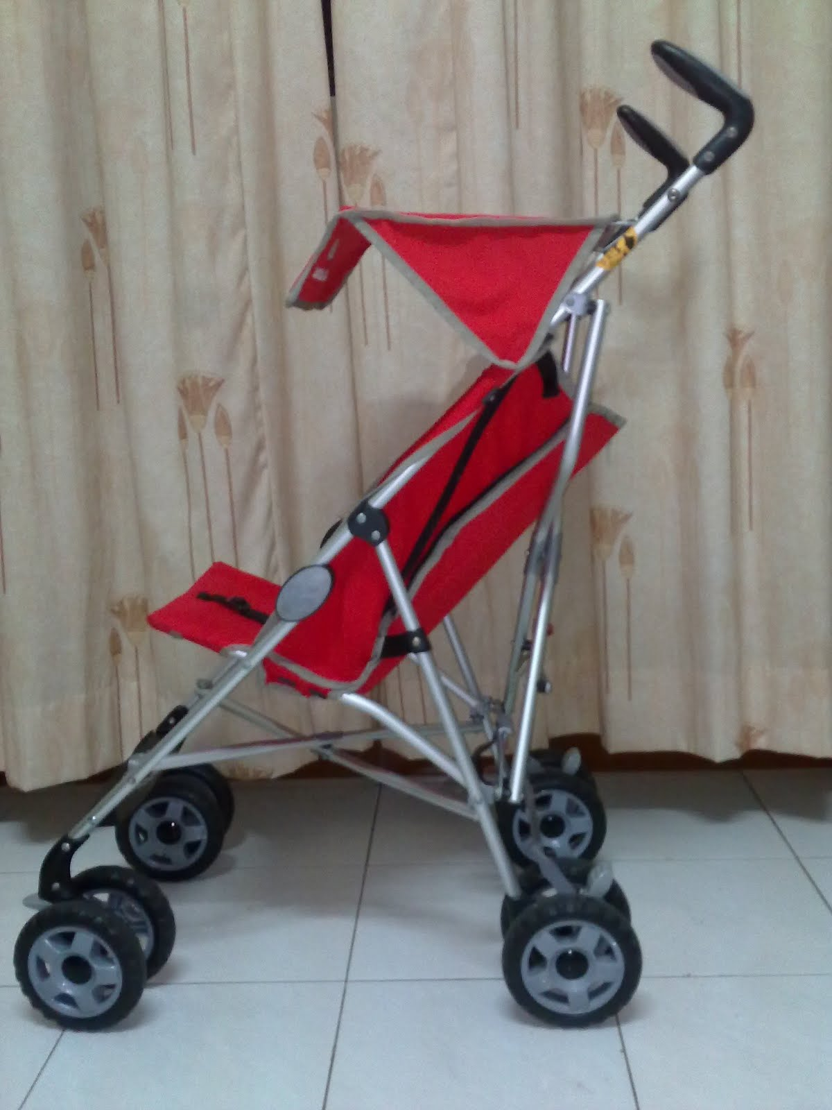 TwinkleBibi Buggy Stroller Chicco