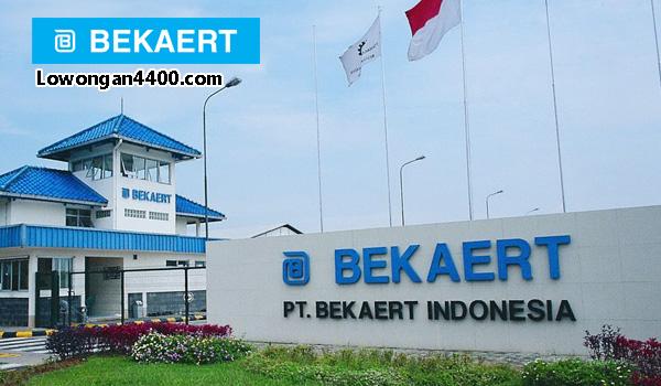 Lowongan Kerja PT. Bekaert Indonesia Oktober 2017