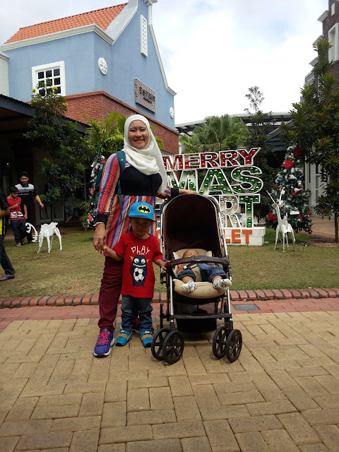 JALAN-JALAN HOLIDAY KE FREEPORT A'FARMOSA OUTLET A.K.A MELAKA PREMIUM OUTLET