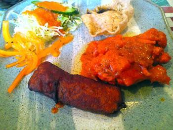 インド料理ニューデリー
