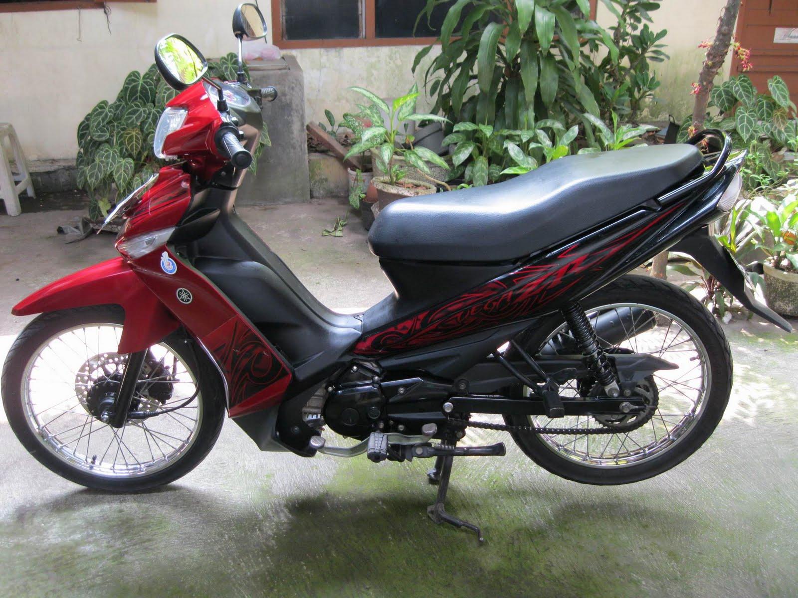 Jual Mobil Dan Motor Di Solo: Jual Motor YAMAHA VEGA ZR 2010