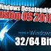 Windows 7 Desatendido Fusion OS 2018 (32/64 Bits) Maximiza el potencial de tu PC