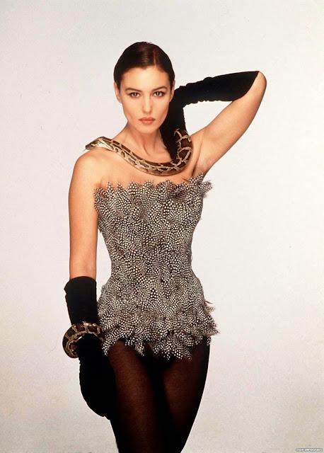 Profil Biodata Monica Bellucci, Artis Model Cantik Italia Pemain Film Spectre