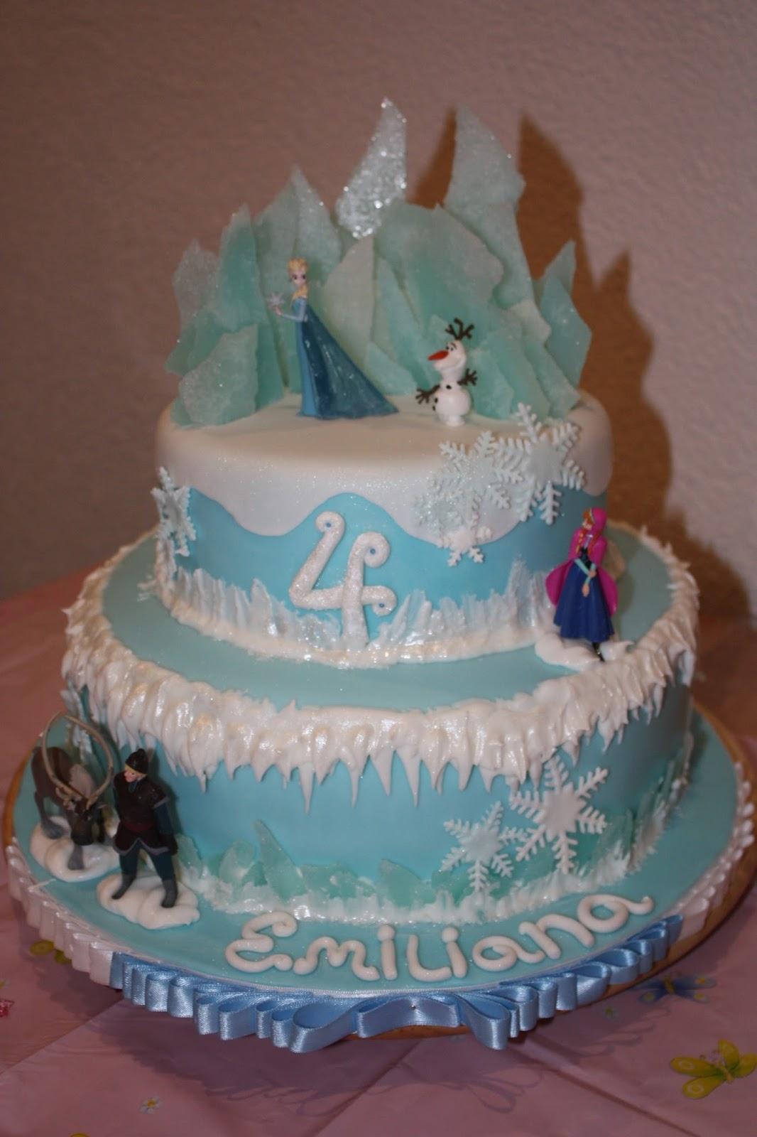 Torten Tortchen Und Amore Elsa Die Eiskonigin