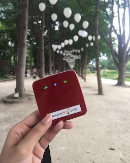 international pocket wifi rental