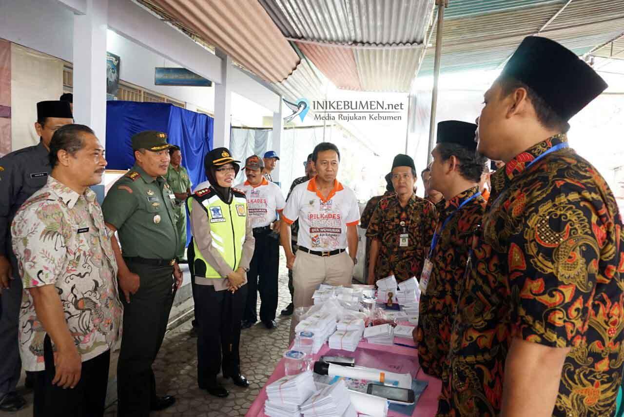 Polres Kebumen Terjunkan 217 Anggotanya Amankan Pilkades Serentak