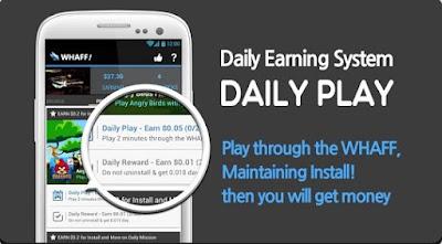 Aplikasi Menghasilkan Uang