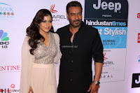 Red Carpet of Most Stylish Awards 2017 ~ Ajay Devgan and Kajol (2).JPG