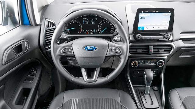 Novo Ford Fiesta 2018 - Brasil