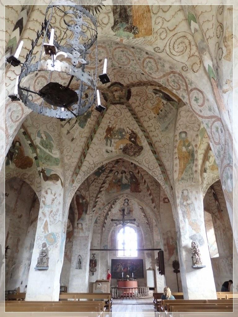 hattulan pyhän ristin kirkko kartta