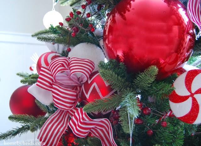 Home By Heidi: Christmas Trees, And More Christmas Trees
