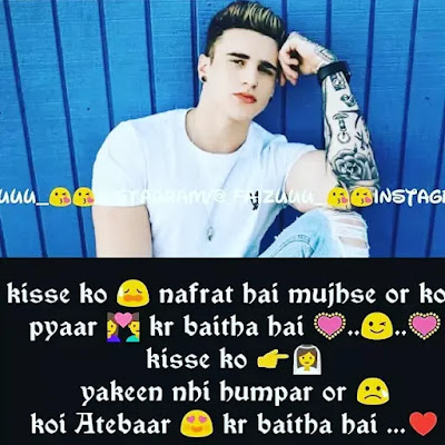 Boys hindi shayari