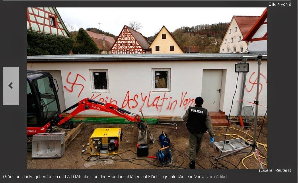 täter waren flüchtlinge asylbewerber
