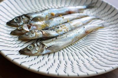 Shishamo-Capelin-多春魚