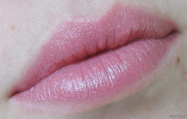 revue avis test laura mercier pink pout rouge a levres