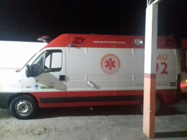 Ambulância do Samu volta a atender na base em Delmiro Gouveia