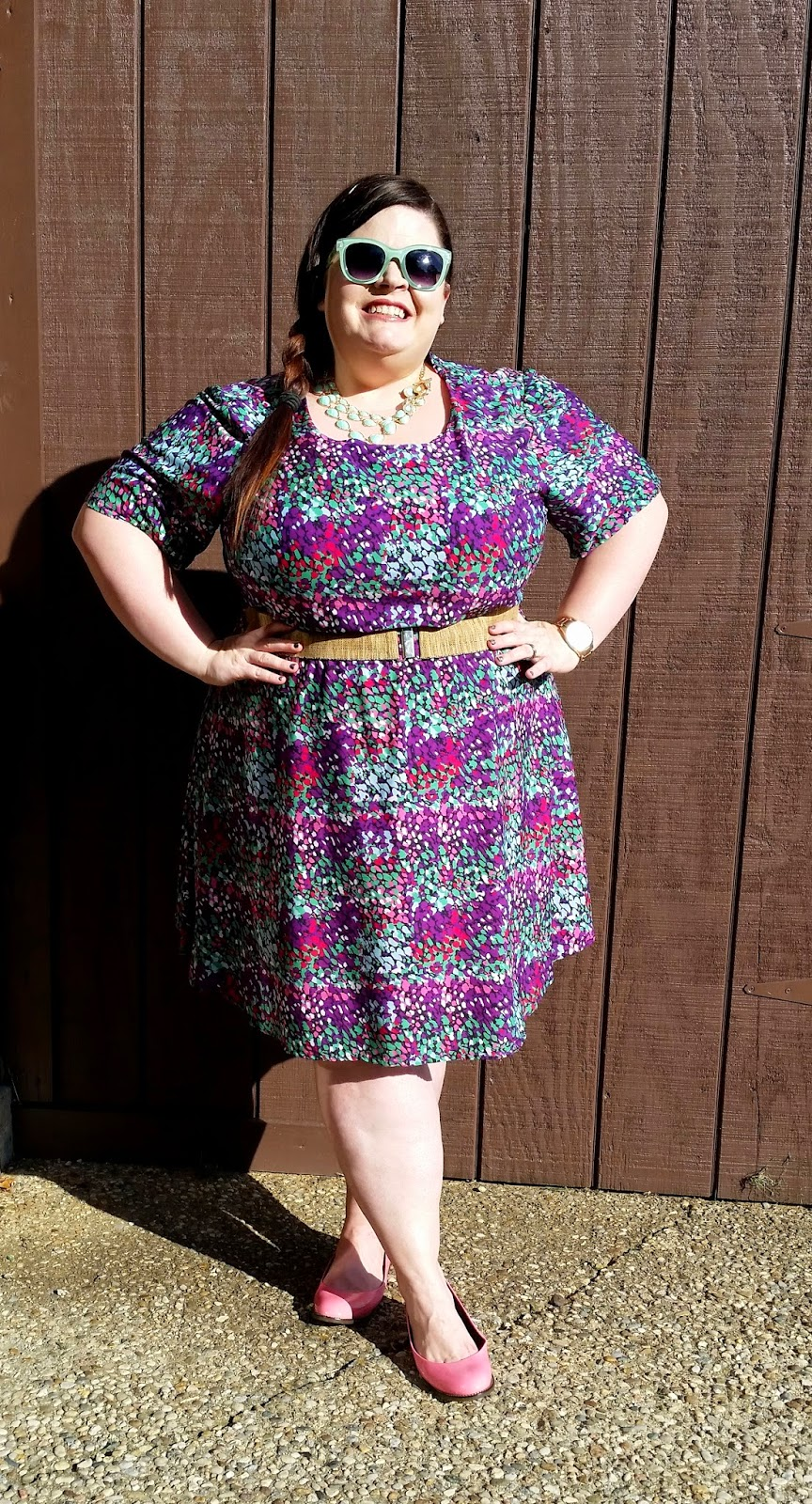 Thestylesupreme Plus Size Ootd Spruce Amp Sage Abstract