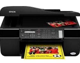 Epson Stylus NX300 Printer Driver Download