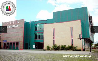 Daftar Program Studi Perguruan Tinggi Raharja Tangerang