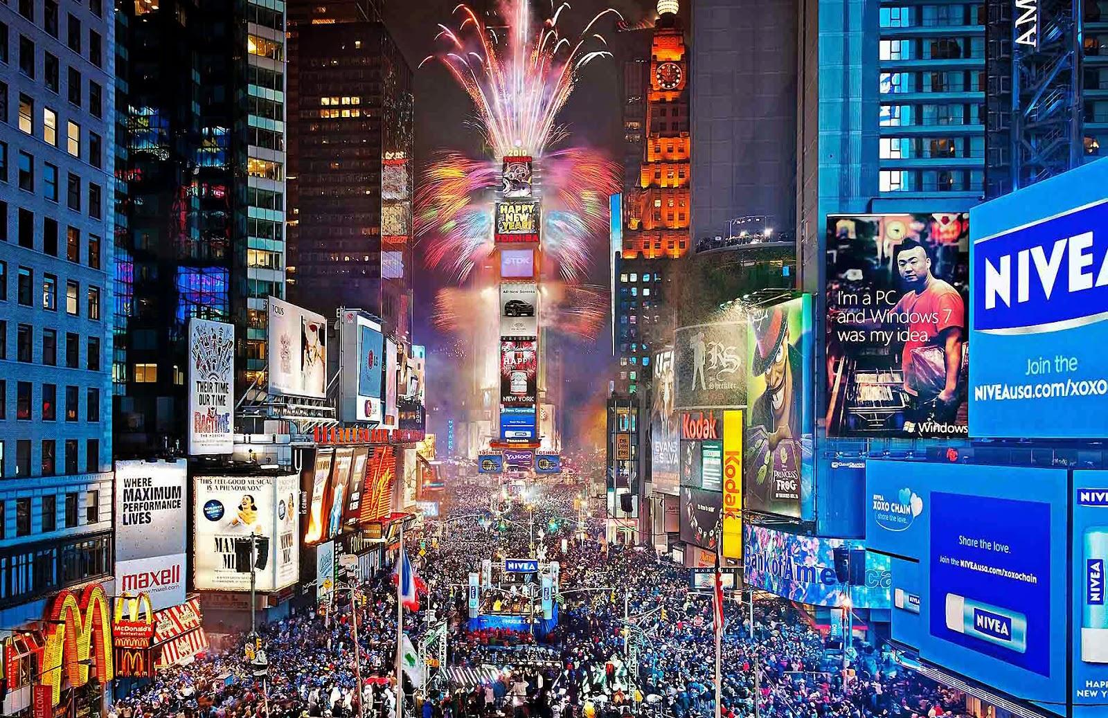 Times Square Gossip