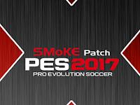 Update Patch PES 2017 Terbaru dari SMoKE V9.7.2