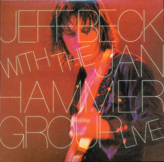 Jeff Beck with the Jan Hammer Group - 1977 - Live