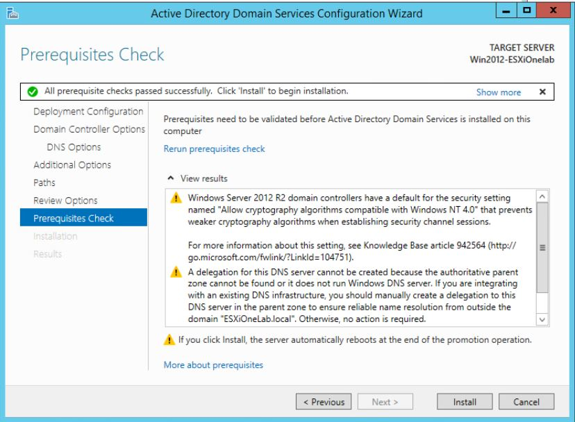 Introduction to Windows Server 2012 R2 Install and