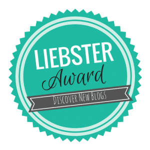 Liebster Award Nomination 2018
