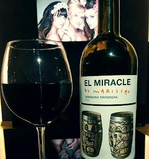 El Miracle Mariscal Grenache Tintorera opis smaku i recenzja wina