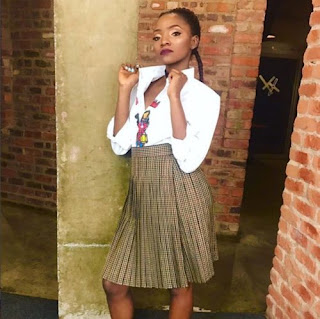 simi blasted over outfit to #bbnaija